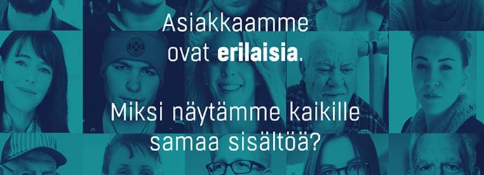 Kuva: Eetu Paloheimo/Veikkaus, Personoinnin vaikutus asiakaskokemukseen