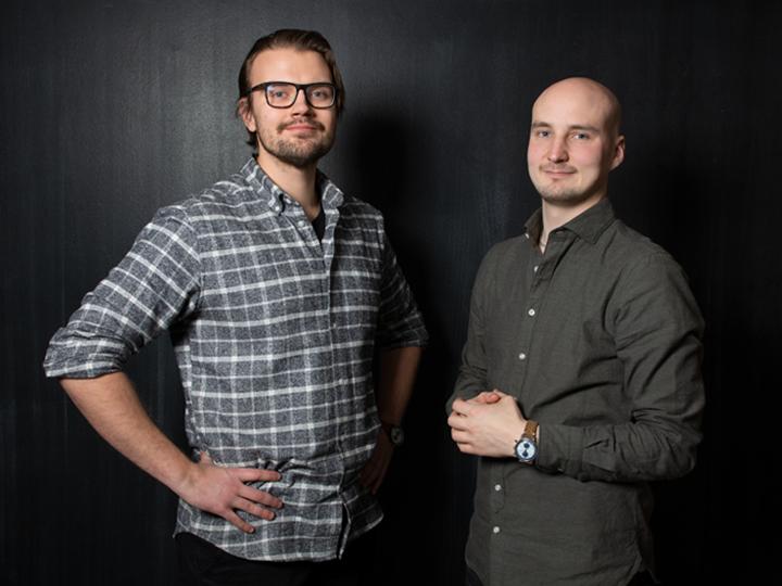 Vuoden dagmarilainen 2019 -palkinnot pokkasi tänä vuonna Olli Valtanen ja Jussi Kämäräinen, jotka työskentelevät asiakkaiden apuna erilaisissa markkinointiteknologiaratkaisuissa.